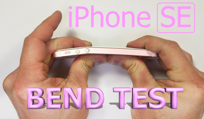Dibakar, Digores dan Dibengkokkan, Mampukah iPhone SE Bertahan?