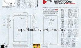 Dual-Kamera dan Smart Connector iPhone 7 Pro Diperlihatkan Dalam Gambar Skema