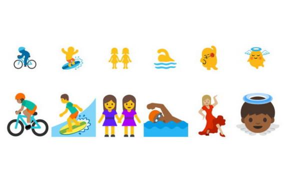 Google Desain Ulang Emoji Mereka di Android N