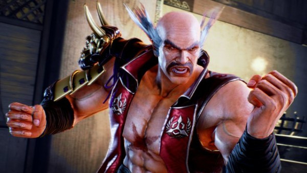 Heihachi Mishima di Tekken 7: Fated Retribution Punya Kostum Baru