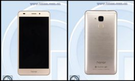 Huawei Honor 5C Terlihat di TENAA Berbodi Logam Dengan Layar 5,2 Inci