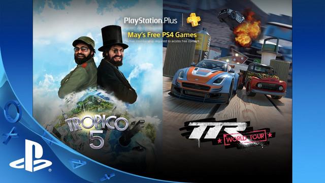 Ini Daftar Game Gratis Bulan Mei Bagi Pelanggan PS Plus