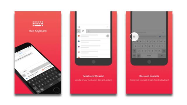 Keyboard Microsoft Kini Juga Hadir di iOS
