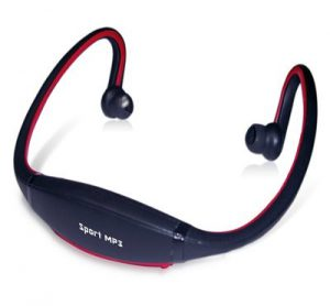 MP3 sports player