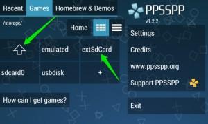 Main Game PSP Di Android Dengan Emulator PPSSPP 2
