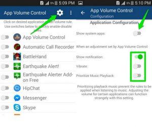 Mengatur Volume Secara Spesifik Untuk Aplikasi Berbeda di Perangkat Android 2