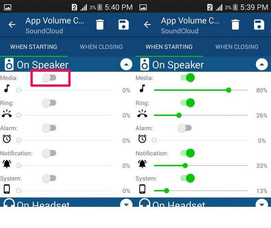 Mengatur Volume Secara Spesifik Untuk Aplikasi Berbeda di Perangkat Android 4