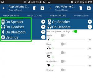 Mengatur Volume Secara Spesifik Untuk Aplikasi Berbeda di Perangkat Android 5