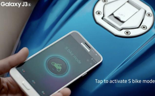 Mode S Bike Kini Hadir di Samsung Galaxy J5, J7 & J2 (2016)