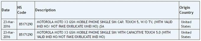 Motorola Moto X3 Mungkin Segera Hadir 1