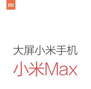 Nama Xiaomi Max Dikonfirmasi Jadi Nama Phablet Selanjutnya