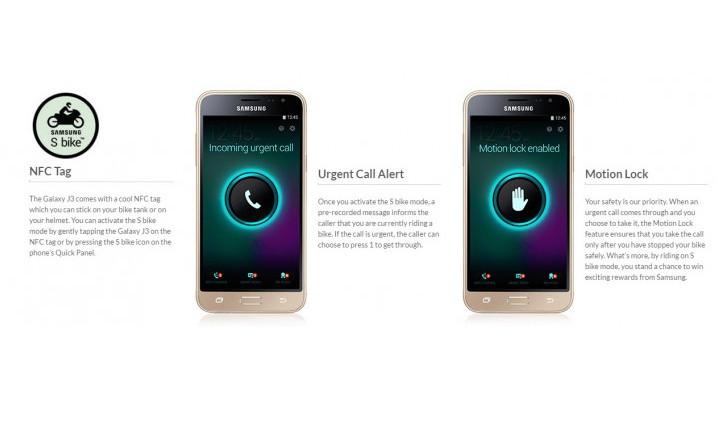 Samsung Galaxy J3 (2016) Diluncurkan di India