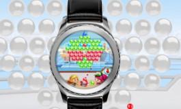 Samsung Gear S2 Dapatkan Game Bubble Bash 3