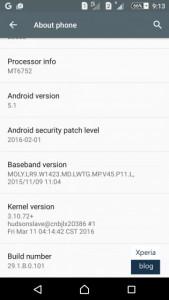 Sony Xperia C5 Ultra Dapatkan Update Firmware (29.1.X.0.101)