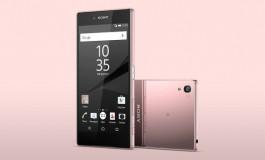 Sony Xperia Z5 Premium Warna Pink Resmi Diumumkan