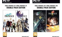 Square Enix Bakal Rilis Kembali Salinan Fisik Final Fantasy 3, 4, 7, & 8