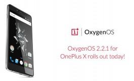 Update OxygenOS 2.2.1 Untuk OnePlus X Mulai Bergulir