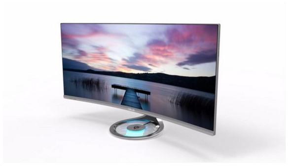 ASUS Perkenalkan Monitor Lengkung 34 Inci Designo Curve MX34VQ