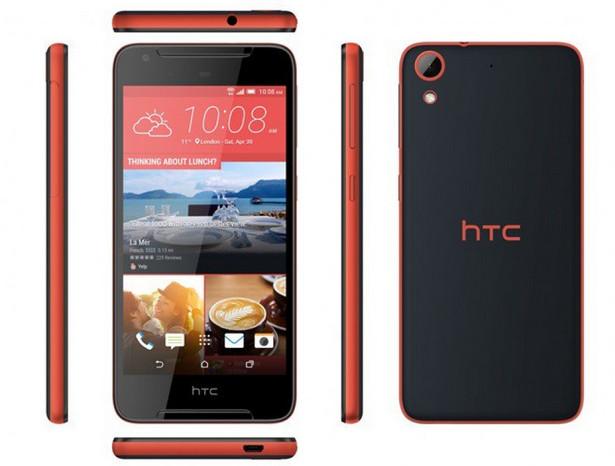 Bocornya Gambar dan Spesifikasi HTC Desire 628 2