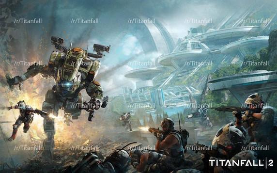 Bocornya Poster Titanfall 2 dan Tanggal Rilisnya