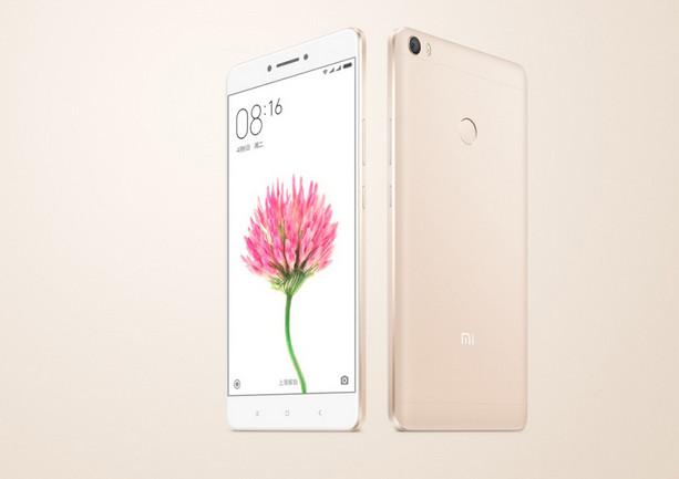 Xiaomi Mi Max Bakal Tersedia Dalam Varian 2GB/16GB