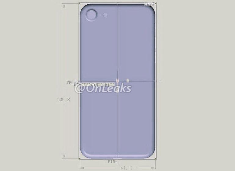 Dimensi iPhone 7 Sama Seperti iPhone 6s?