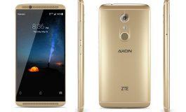 Flagship ZTE Axon 7 Diresmikan Dengan Snapdragon 820