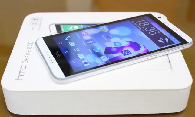 HTC Semaikan Marshmallow Untuk Desire 820