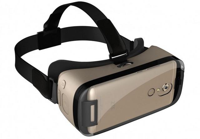 Headset VR Mendukung DayDream Temani ZTE Axon 7