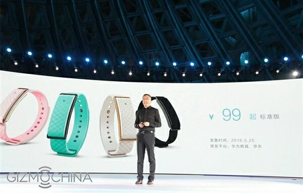 Huawei Honor Band A1 Diresmikan
