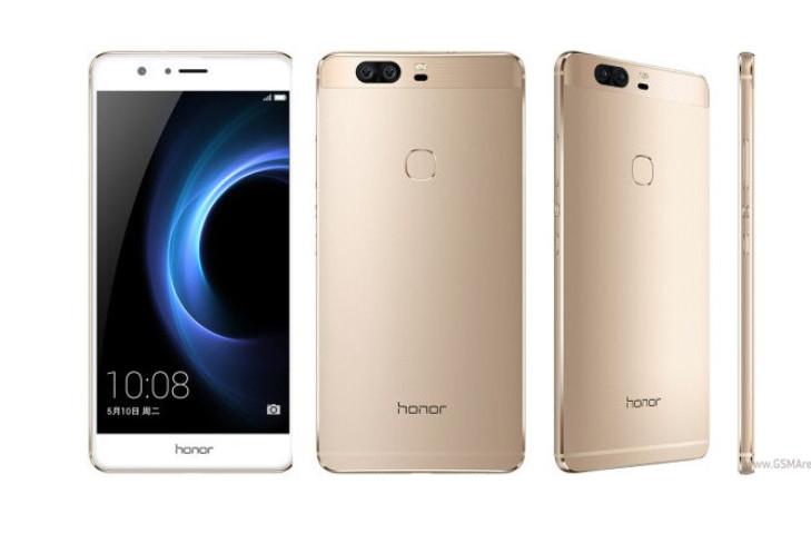 Huawei Honor V8 Terjual 208.000 Unit Dalam Flash Sale Pertamanya di China
