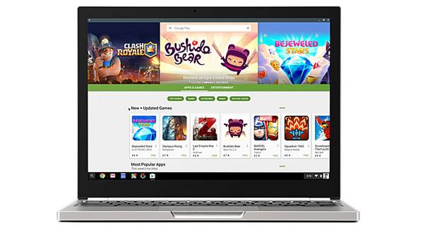 Ini Daftar Chromebook yang Bisa Jalankan Aplikasi Android