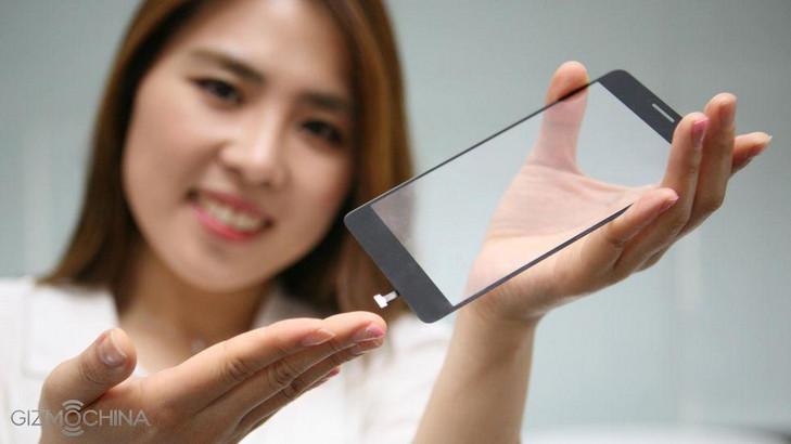 LG Perkenalkan Panel Layar Ponsel yang Terintegrasi Pemindai Sidik  Jari