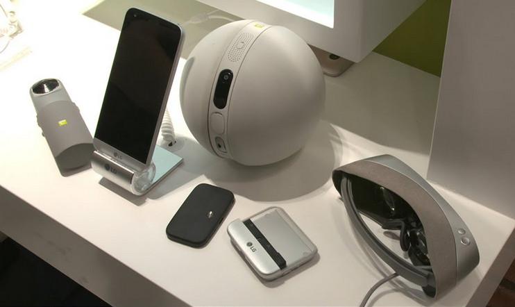 LG akan Hadirkan Lima Modul Aksesoris (LG Friends) Untuk LG G5 SE di Indonesia