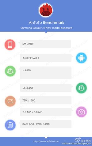 Lalui FCC, Samsung Galaxy J2 (2016) Bawa Baterai 1.500mAh 1