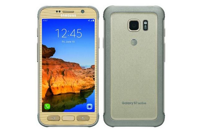 Samsung Galaxy S7 Active Juga Tersedia Dalam Pilihan Warna Desert Camo