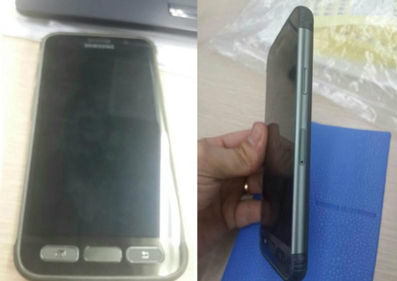 Samsung Galaxy S7 Active Terlihat Dalam Gambar Bocoran 2