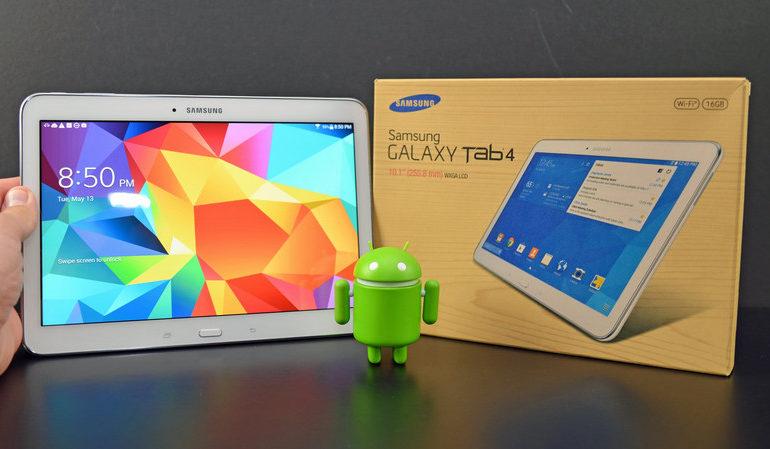 Samsung Galaxy Tab 4 Advanced Terlihat di GFXBench