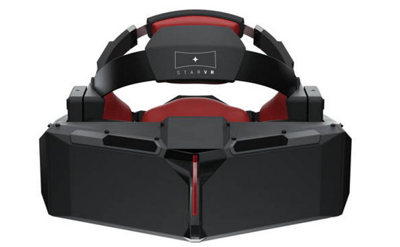StarVR, Headset VR Garapan Acer Bersama Pengembang Game