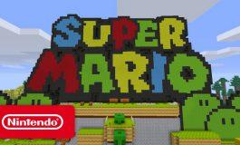 Super Mario Akan Hadir ke Minecraft di Nintendo Wii U