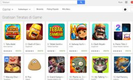 Tahu Bulat Singkirkan Clash of Clans (COC) di <em>Top Free</em> Google Play Store