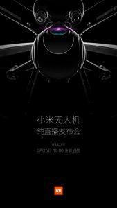 Teaser Baru Perlihatkan Siluet Drone Milik Xiaomi 1