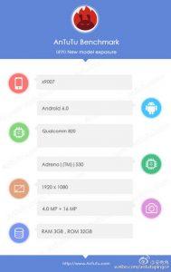 Versi Murah Oppo Find A9 Muncul di AnTuTu Dengan Snapdragon 820