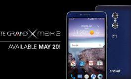 ZTE Grand X Max 2 Diluncurkan di Amerika Serikat