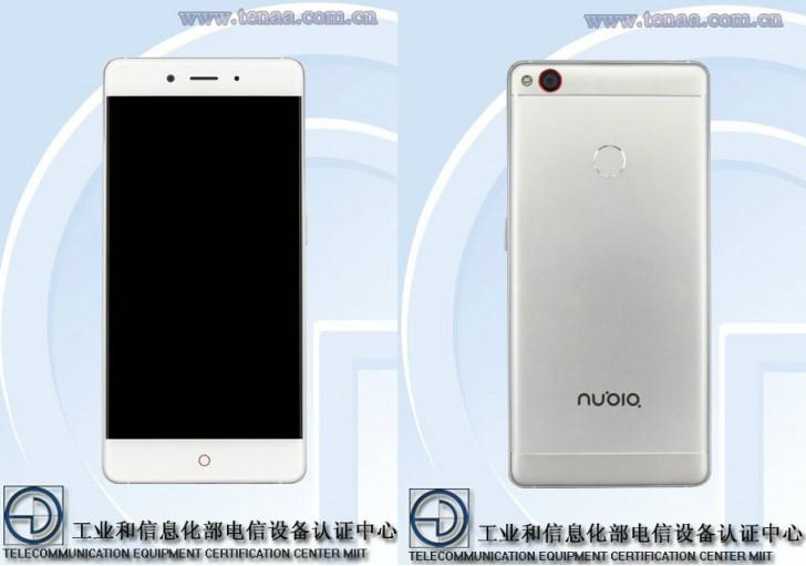 TENAA Ungkap Spesifikasi ZTE Nubia Z11 & Z11 Max