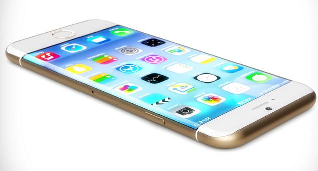iPhone Dengan Layar OLED Lengkung Akan Hadir 2018?