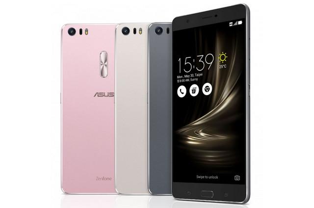 Asus ZenFone 3, ZenFone 3 Deluxe, dan ZenFone 3 Ultra Dipasarkan Bulan Depan (Mungkin Termasuk Indonesia)