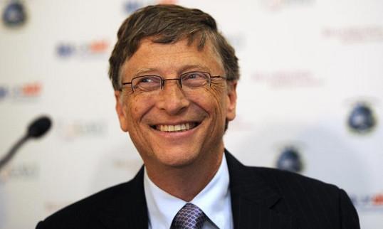 Pendiri Microsoft Berikan Trik Bertahan Hidup Hanya dengan Rp 25 Ribu