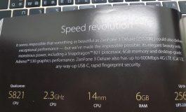 Bukan SD823, ASUS Zenfone 3 Deluxe Wilayah Asia Andalkan Snapdragon 821