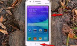 Cara Screenshot Samsung J1 Tanpa Aplikasi